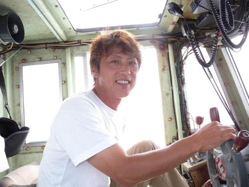 五エム丸「高志船長」