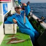 初心者でもヤリイカ爆釣?!釣れるときに釣るための基本的なことメモ(2015/04/25)