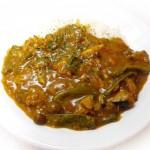 ツナと野菜のスタミナカレー