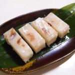 大鯛の味やいかに!「鯛しゃぶ」と「笹寿司」